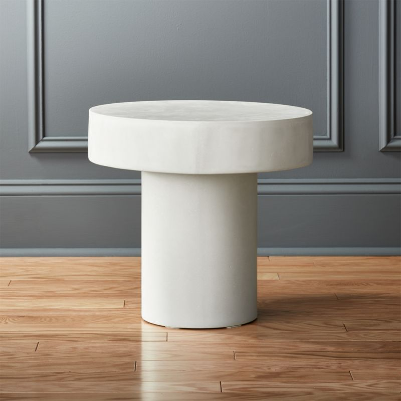 Shroom Side Table Cb2