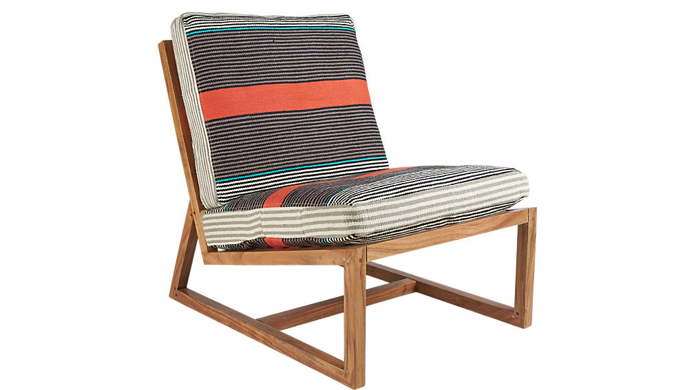 Sidi Lounge Chair Cb2