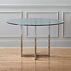 silverado round dining table.