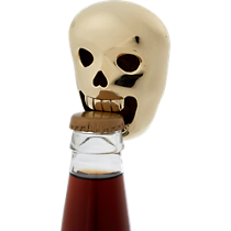 skully bottle opener