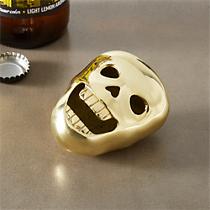 skully bottle opener