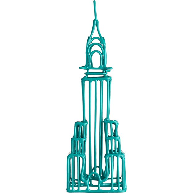 skyscraper ornament