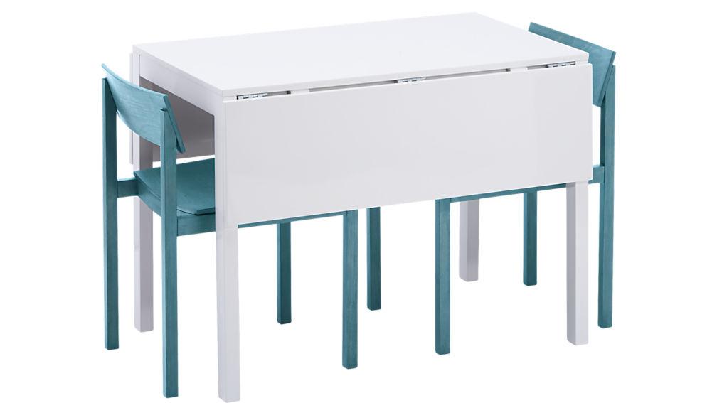 slide bistro table