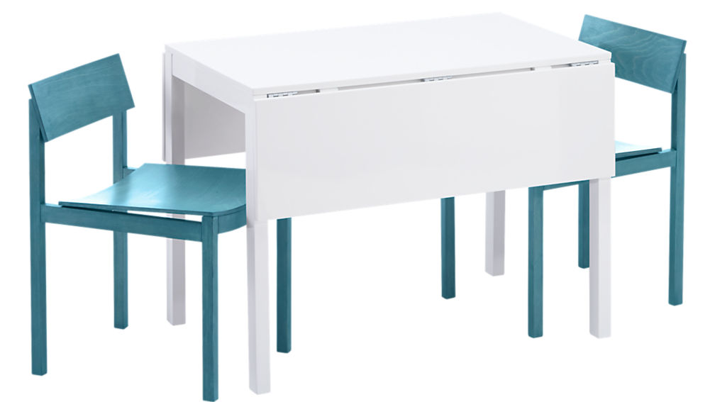 slide bistro table
