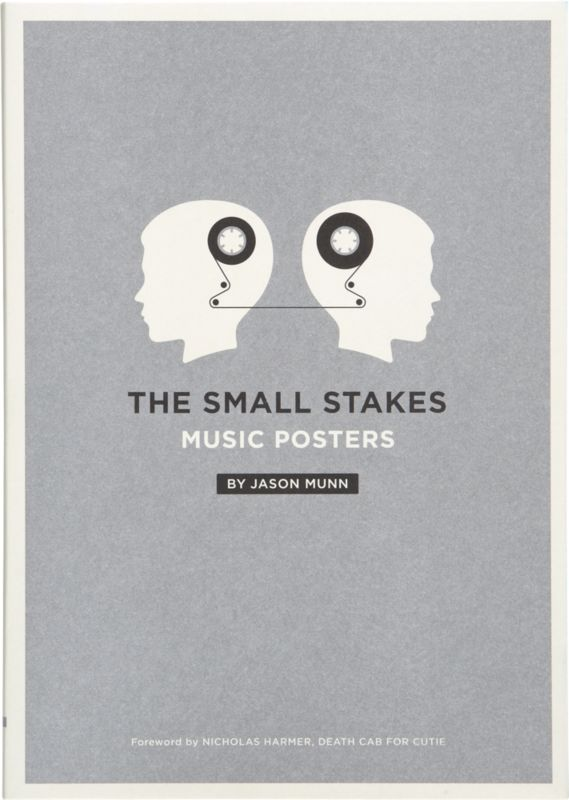 """""""small stakes: music posters"""""""