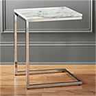smart marble top c table.