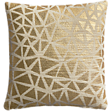 "soiree natural 16"" pillow"