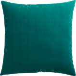"teal 20"" outdoor pillow"