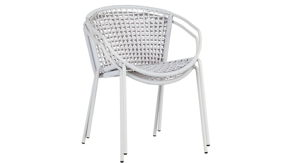 sophia silver dining chair