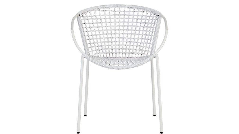 sophia silver dining chair
