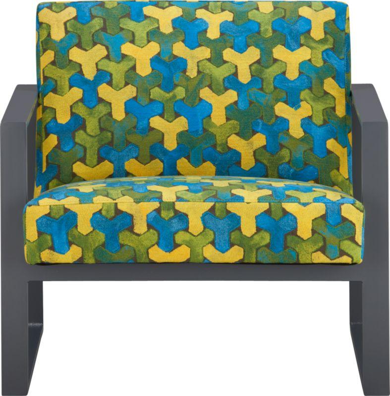 specs trefoil chair