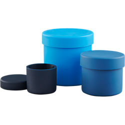 3-piece squish container set