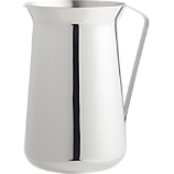 stainless steel party pitcher