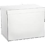 stainless steel rivet file box