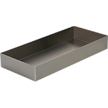 stainless steel tank tray