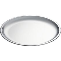 stainless steel server-plate