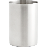 stainless steel toothbrush/razor cup