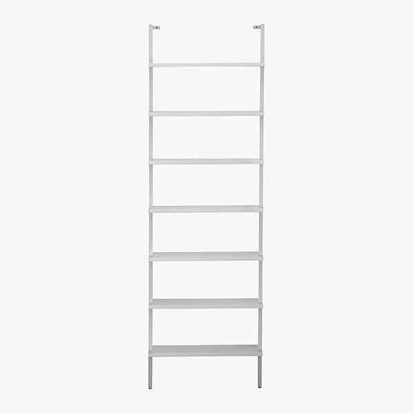 StairwayBookcaseWhiteS12