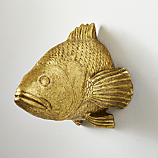 stan the goldfish wall hanging