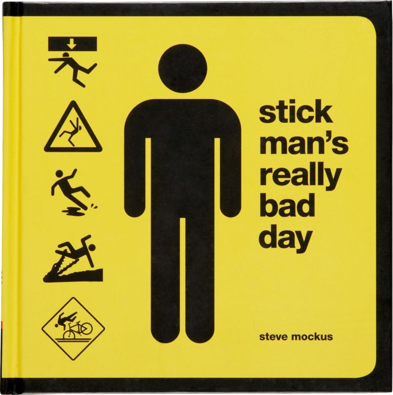 """""""stick man's really bad day"""""""