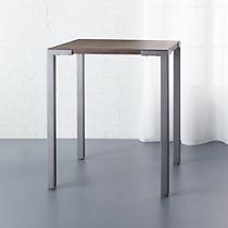 "stilt 2-top 36"" high counter table"