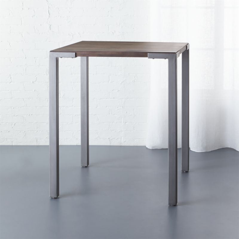 "stilt 2-top 36"" high counter table"