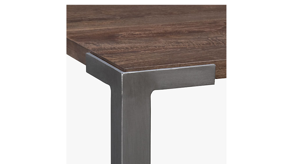 "stilt 42"" high dining table"