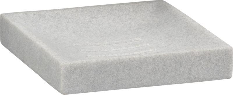stone resin soap dish
