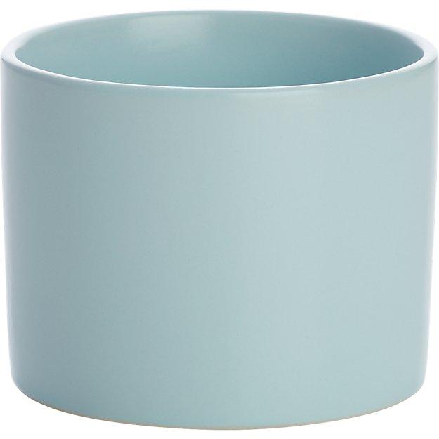 straight up matte sky bowl
