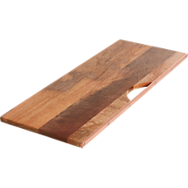 streamline board with copper handle