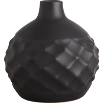 studded bud vase