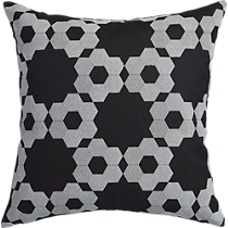 "sullivan tile 16"" pillow"