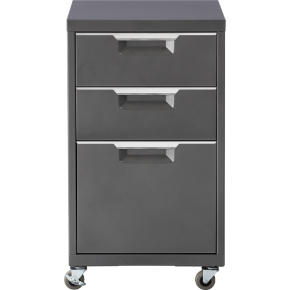 TPS carbon grey file cabinet