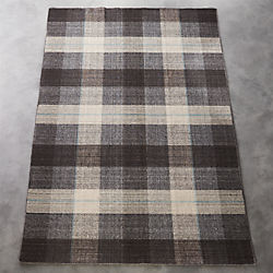 tailor plaid rug