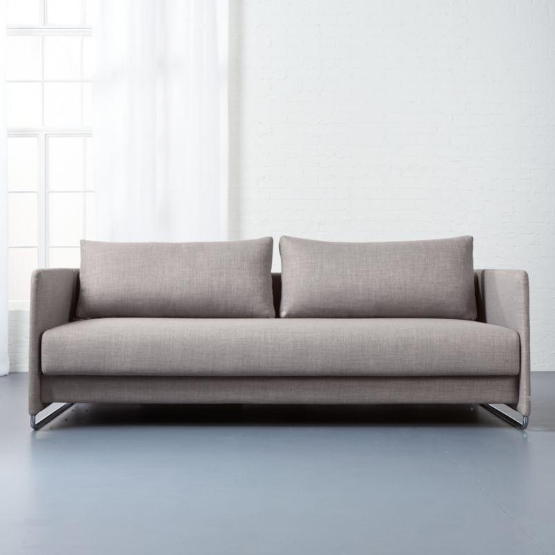 28 cb2 sleeper sofa flex orange sleeper sofa