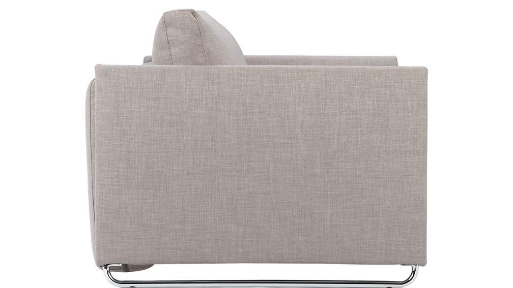 tandom grey sleeper sofa