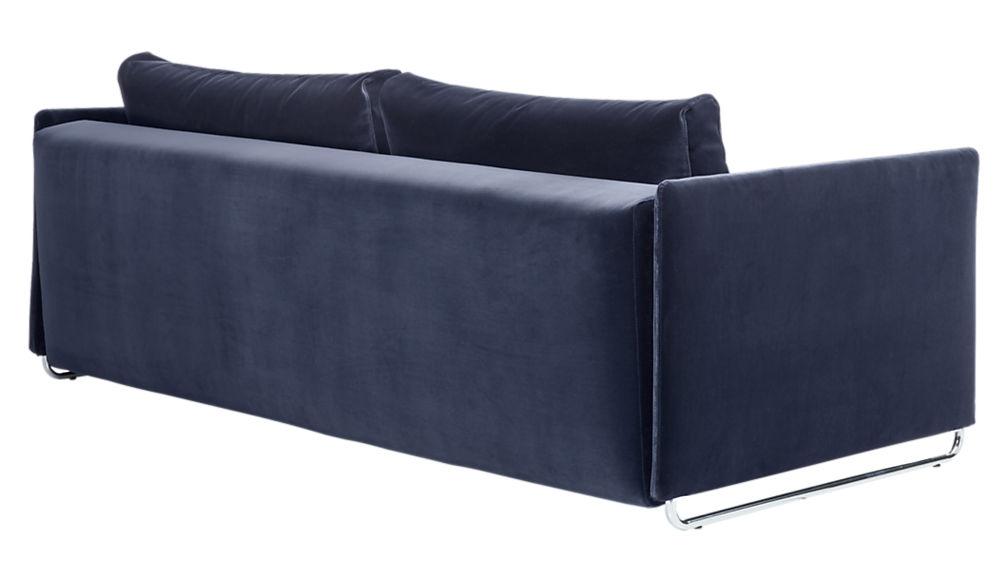 tandom navy sofa