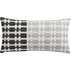 """telegraph 23""""x11"""" pillow"""