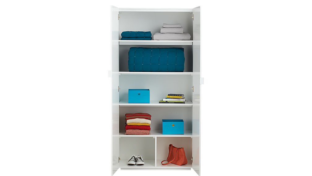the wall wardrobe