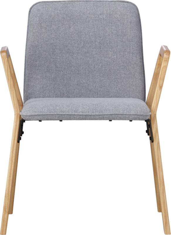thesi heather grey chair