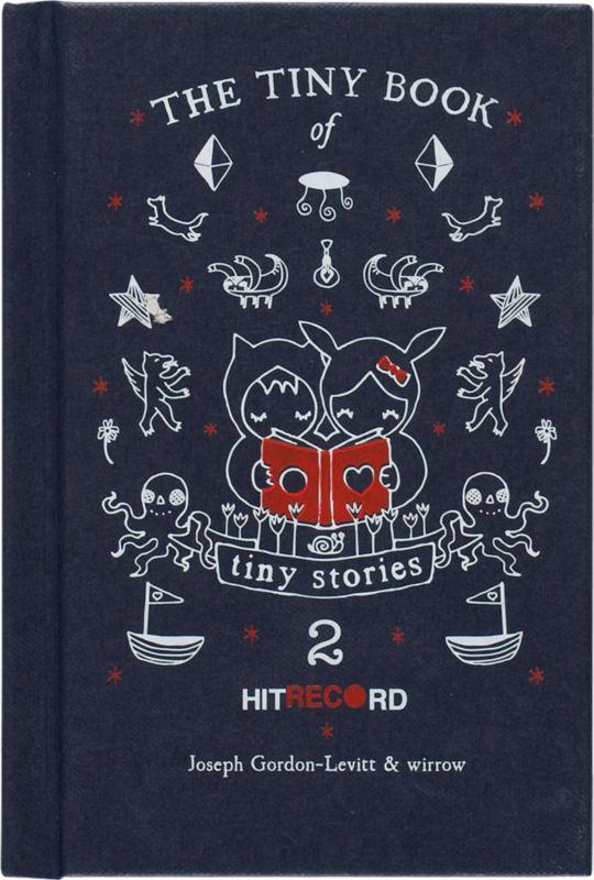 """tiny book of tiny stories"""