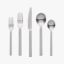 20-piece tower flatware set