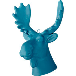 tucker the moose ornament