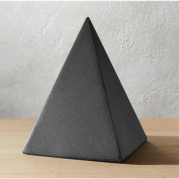 tut black pyramid object