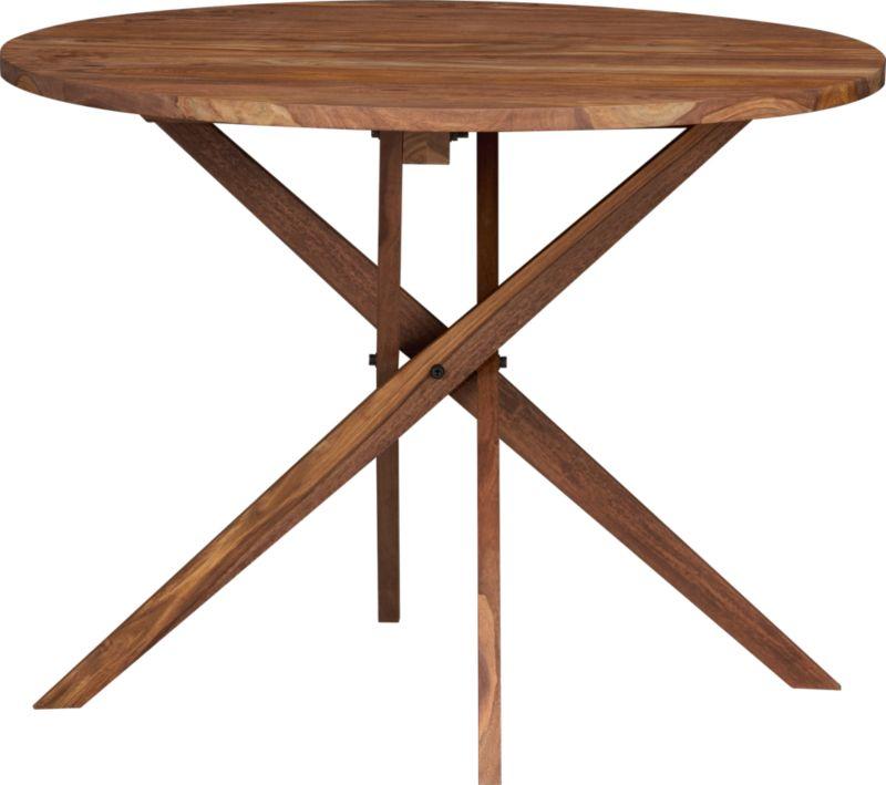 twist bistro table