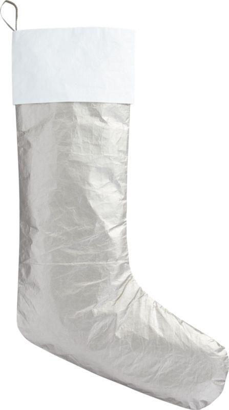 tyvek ® silver stocking