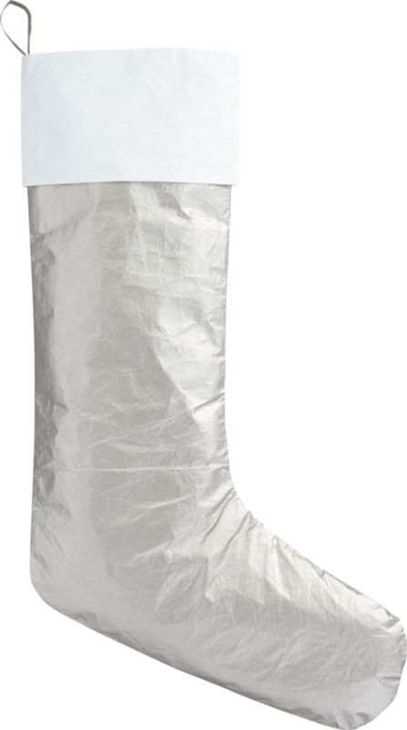 tyvek ® silver stocking