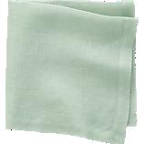 uno mint linen napkin