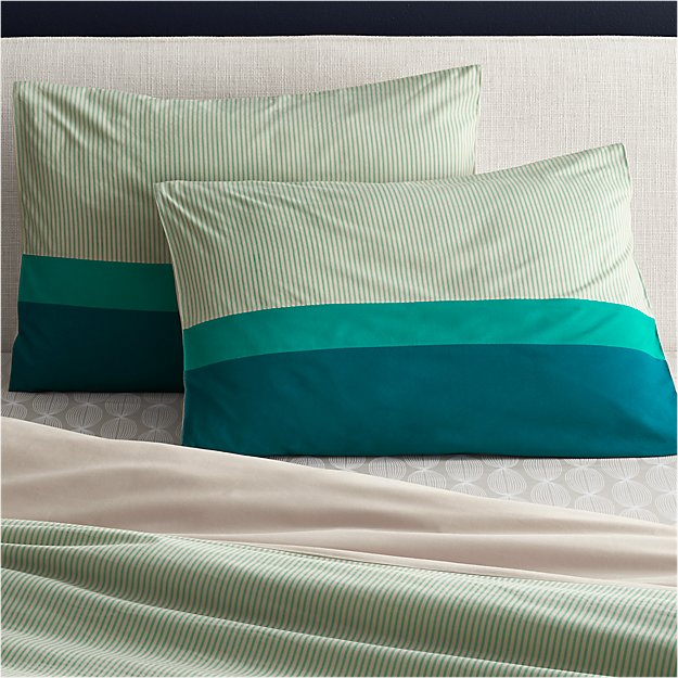 set of 2 varadero standard shams