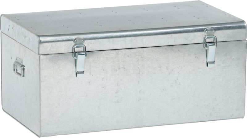 versus galvanized trunk